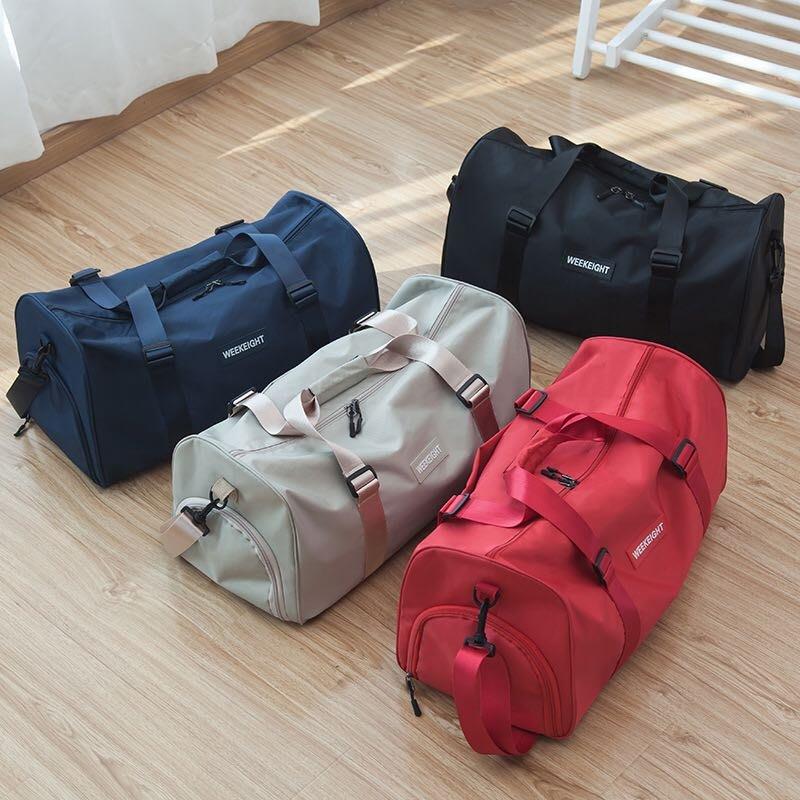 乾濕分離包 防水 單肩包 手提包 手提袋 行李袋 運動背包 摺疊 旅行包 旅行袋 海灘包 泳衣收納包 健身包 登機 拉桿