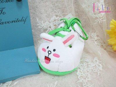 ☆[Hankaro]☆可愛多功能小兔鞋子造型零錢收納包(樣品出清)