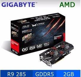 二手 華碩 STRIX-R9285-DC2OC-2GD5 2G AMD R9 285顯示卡103.12.17 原價屋買1