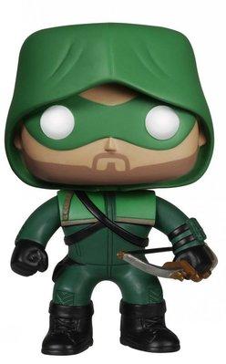 【紫色風鈴3.3】DC超級英雄美劇Q版 綠箭俠 POP207# The Arrow 盒蛋 港版