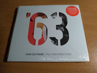 【歐版/全新】John Coltrane 約翰·柯川 / 1963: New Directions (3CD)