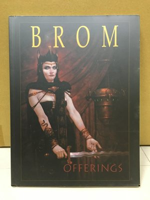 OFFERINGS:THE ART OF BROM 繪師:Brom (Gerald Brom)
