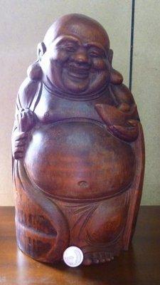 玉禪閣-竹雕竹刻-招財彌勒