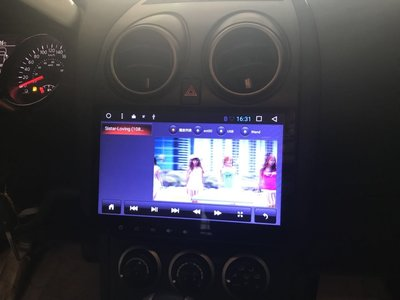 Nissan 日產 ROGUE 9吋專用機 Android 高清安卓版觸控螢幕主機 導航/wifi