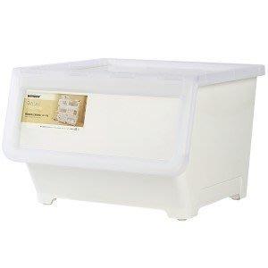 『6個以上另有優惠』雙開直取式整理箱LD938/掀蓋式收納箱/上掀式分類箱/直取式整理箱/衣服分類/置物/生活空間