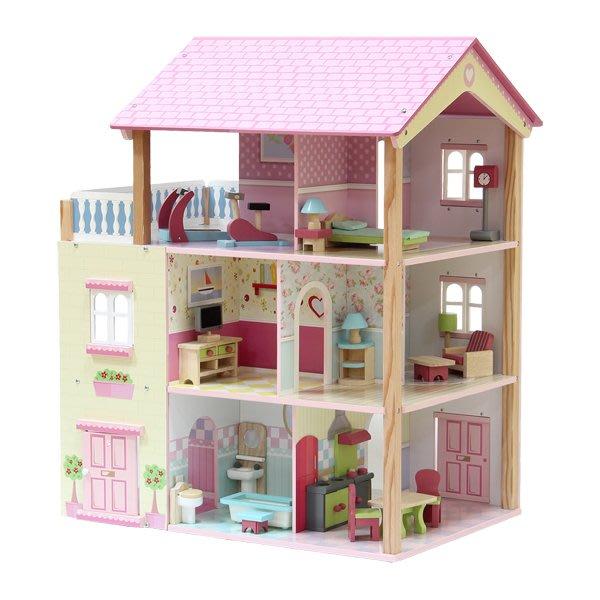 雙寶媽咪─MENTARI 經典夢幻娃娃屋