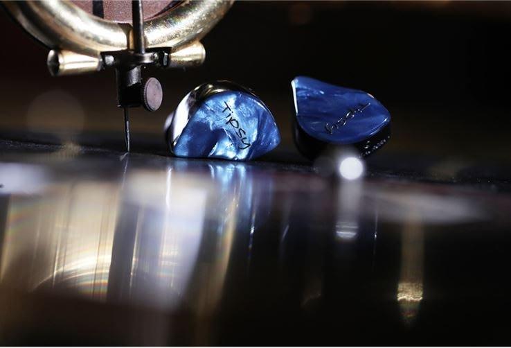 《小眾數位》可試聽 Tipsy Blue Aurora 微醺 藍極光 一動鐵 可換線 另有 FH1s DM480 FA1