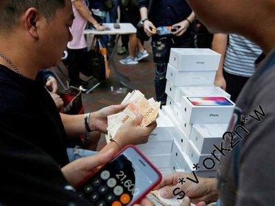 熱賣點 旺角店  Apple iphone X 64/256GB 原廠保養 行貨全新 現貨