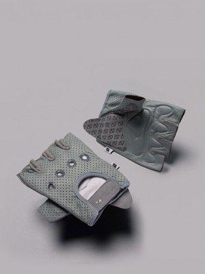 Veeka 皮革手套 灰色 (Rapha, Fixed Gear, Brompton, 老鋼管車, 單速車)