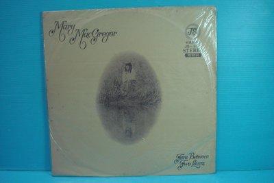 """早期西洋黑膠唱片Mary Mac Gregor """"Torn Between Two Lovers"""" 新建聲67年4月出版"""