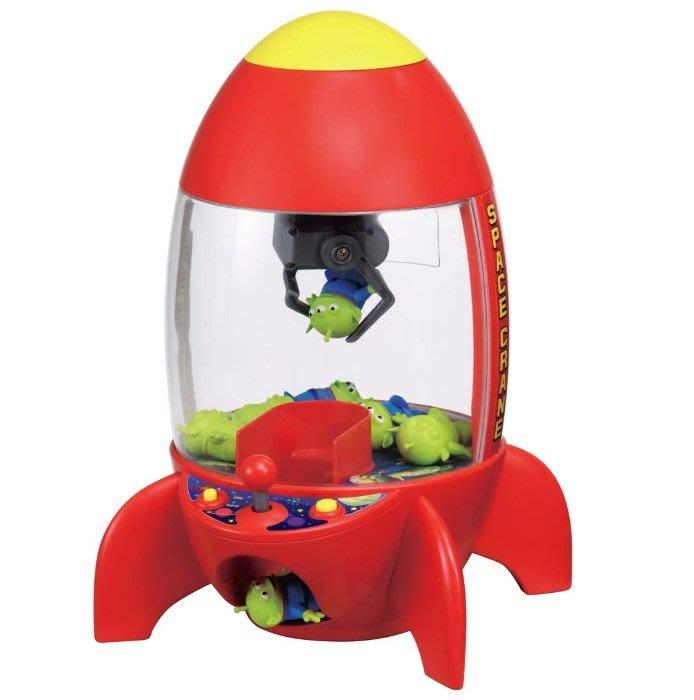 《FOS》2019新款 日本 迪士尼 玩具總動員4 三眼怪 火箭 夾娃娃機 胡迪 Disney 禮物 熱銷 團購 限定