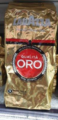 義大利LAVAZZA金牌Oro咖啡豆2061, 250g/包 清cb0 到期日2021/1/30