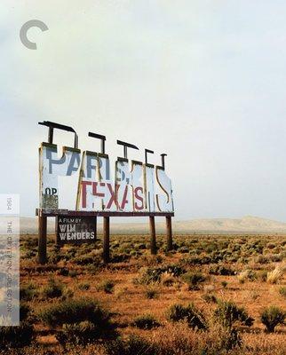 迷俱樂部|巴黎,德州 [藍光BD] 美國CC標準收藏 Paris, Texas 坎城影展金棕櫚 Criterion