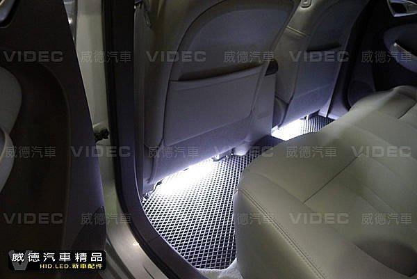 巨城汽車百貨 LUXGEN 5 SEDAN S5 L5 SMD LED 氣氛燈 軟燈條 車門燈