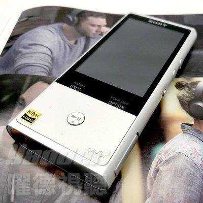 【福利品】SONY NW-ZX100 (2) Hi-Res 高音質 數位降噪 隨身聽 送絨布袋