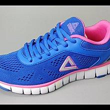 PEAK 輕盈系列慢跑鞋  G41  女生 紫羅蘭   亮禹體育PEAK台灣經銷商