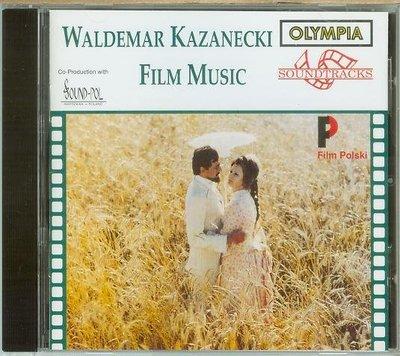 """[原聲帶-Pol]- """"Film Music: Waldemar Kazanecki ,英版,絕版(05)"""