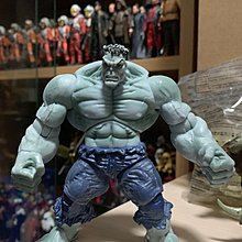 罕有 Hulk 3.75 變形俠醫 Hasbro 復仇者聯盟 Marvel Legends 3吋半 Avengers Universe MU ML