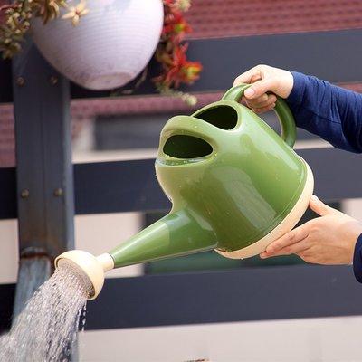 千夢貨鋪-園藝灑水壺兒童加厚長嘴澆花水...