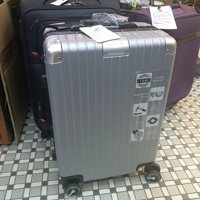 6219-20 luggage case Gray