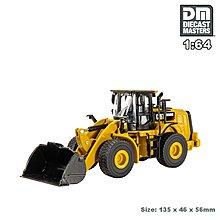 Diecast Master 1:64 合金車 - CAT (Caterpillar) 950M 輪式裝載機 #85608
