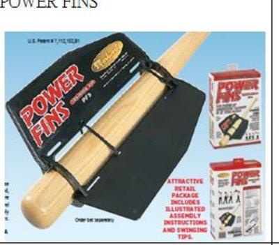 棒球世界全新 美國進口 打擊訓練風阻傘 特價 Power Fins Batters Training Aid