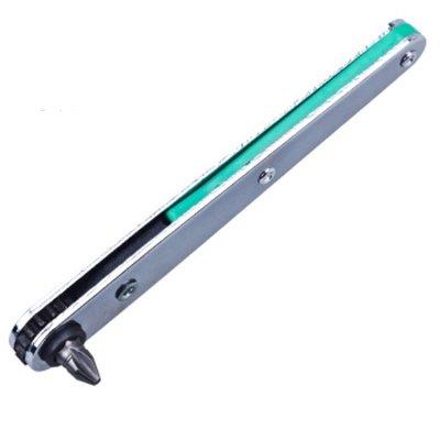 附發票(東北五金)日本ANEX 超薄 棘輪起子扳手 直型 NO 425-9B 棘輪起子 棘輪板手 迷你棘輪扳手 螺絲起子