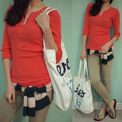 MISHIANA 英國休閒品牌 JACK WILLS 女生款亨利領上衣 ( 特價出售 )