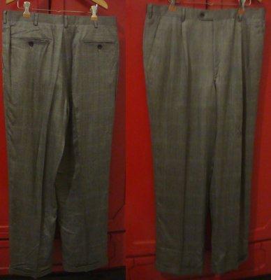 【GIVES & HAWKES】淺灰色西裝長褲 50號/實量33腰