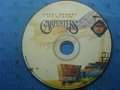 [無殼光碟]GH Carpenters 2CD TOP OF THE WORLD / SUPERSTAR