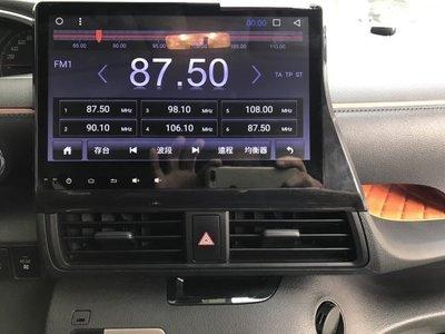 (柚子車舖) 豐田 SIENTA 10.2吋 安卓專用機+前行車+倒車影像 (套餐價) 可到府安裝 b