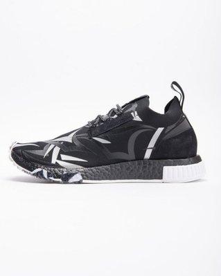 【紐約范特西】現貨 JUICE X ADIDAS CONSORTIUM NMD RACER DB1777 黑荊棘慢跑鞋