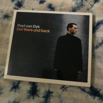 春庄生活美學小舖~2手2CD     PAUL VAN DYK /OUT THERE AND BACK 雙CD版