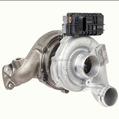 W209 C209 CLK OM642 V6 渦輪電子控制器 增壓器 排氣洩壓閥 調整 6NW009420 712120