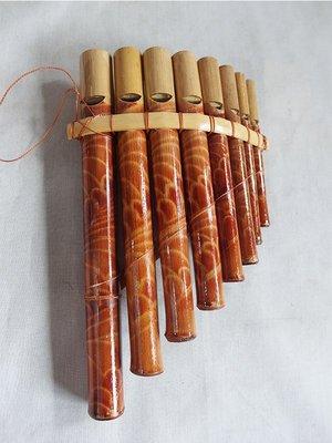 【自然傳統樂器屋】管排笛(小),排蕭,風律排笛,民族樂器,易吹易學