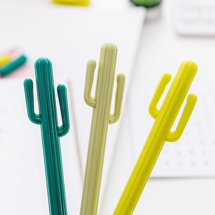 黑筆韓國小清新創意萌小學生用女生可愛學生水筆學習辦公用中性筆
