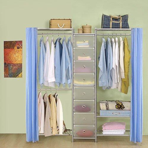 【中華批發網DIY家具】D-62A-04-W2型60+pp+W3型60衣櫥置物櫃-(前罩)不織布