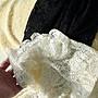 YOHO現貨蕾絲内搭衣 (OML3324) 實拍性感百搭彈性鏤空蕾絲衫長袖上衣 有2色