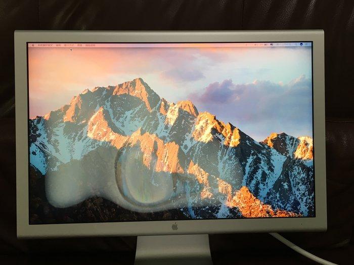 Apple cinema display A1081 A1802 A1083 螢幕破裂 不顯示 故障維修 偏光膜更換