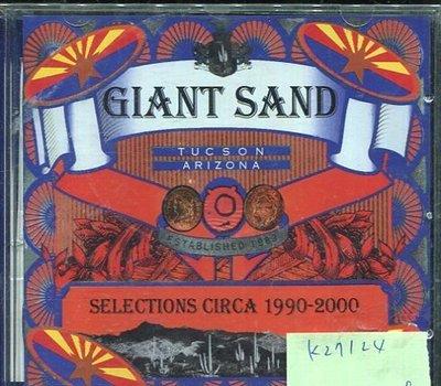 *真音樂* GIANT SAND / SELECTIONS CIRCA 二手 K27124