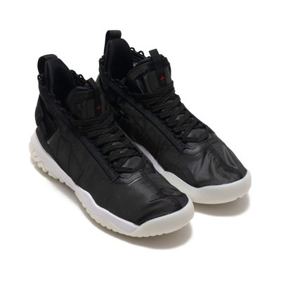 =CodE= NIKE JORDAN PROTO-REACT 3M反光魔鬼氈籃球鞋(黑白) BV1654-001 AIR