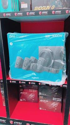 『高雄程傑電腦』羅技 Z906 Z-906 3D立體環繞音效音箱系統/家庭劇院組/新年促銷限量供應 【實體店家】