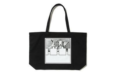 """[ LAB Taipei ] THE TRILOGY TAPES """" GOAT RECORD BAG """""""