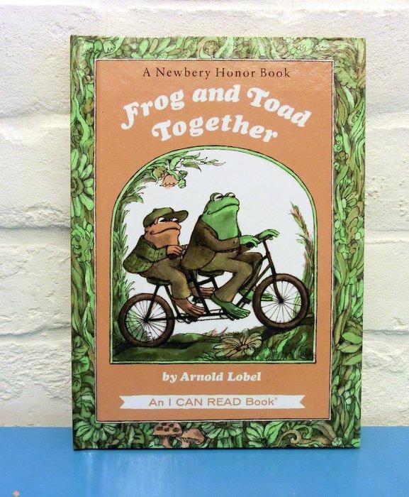 *【兒童英語繪本】*~小pen~Frog and Toad Together~An I can READ book