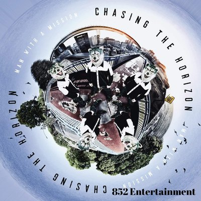 Man With A Mission Chasing The Horizon LP 黑膠唱片2018 (包郵)