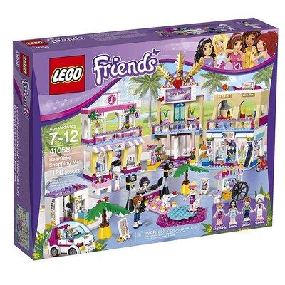 Lego 樂高 靚盒 全新  Lego 41058 Friends Heartlake Shopping Mall 樂高 Lego etc