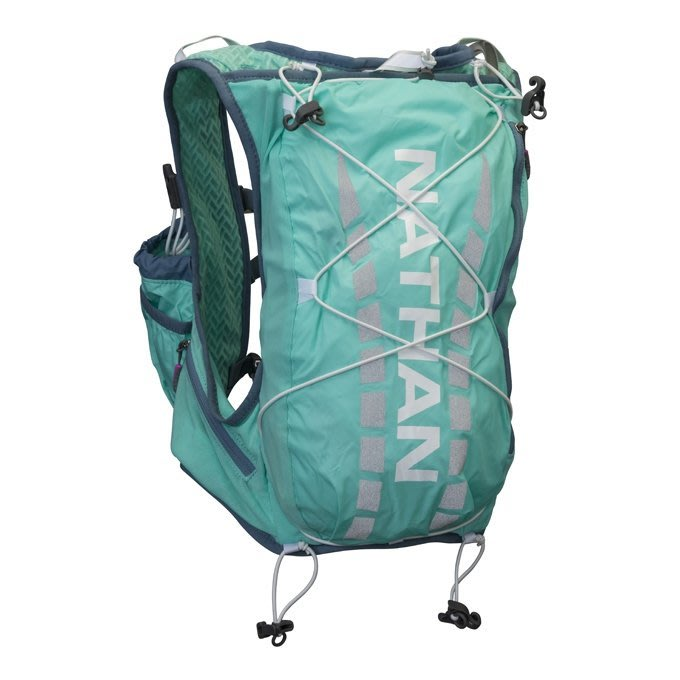 NATHAN - VaporAiress輕量超馬水袋背包(2L) 水藍 NA4527NCT 送套頭式汗樂導汗帶顏色任選