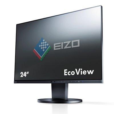 『東西賣客』日本代購EIZO液晶螢幕EV2450-BK超薄邊框24型LED液晶螢幕 *空運*