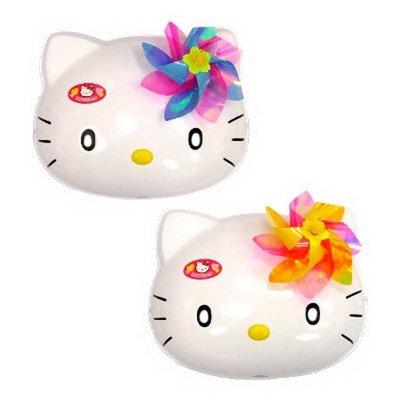 【beibai不錯買】派對道具 小朋友面具 日本進口 風車Kitty面具(1個)