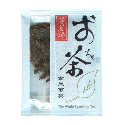 ~* 萊康精品 *~ 芳茗錄 玄米煎茶 3gx100包/袋 雲龍紙包 綠茶包